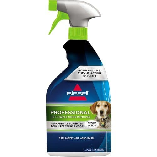 Bissell Spot & Stain Professional Pet Stain & Odor Remover