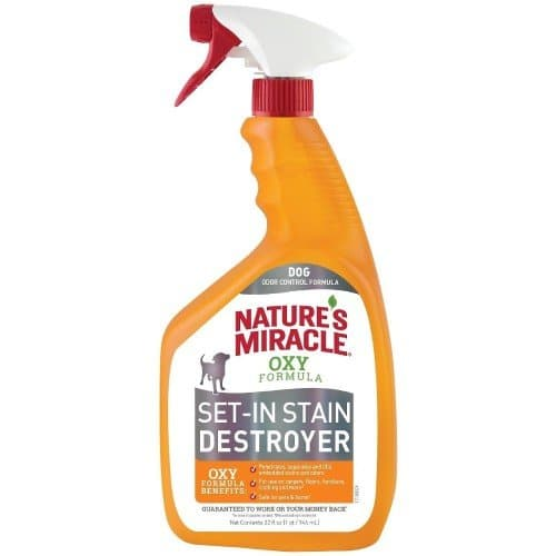 Nature's Miracle Dog Set-In Stain Destroyer Oxy Formula