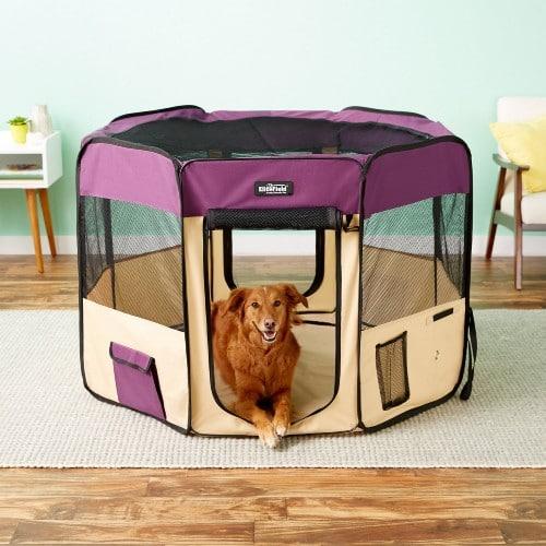 EliteField 2-Door Soft-Sided Dog & Cat Playpen